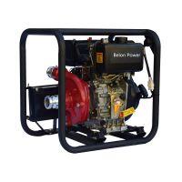 DPH50LE贝隆2寸高压水泵2寸铸铁高压水泵60米扬程柴油高压水泵