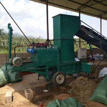 液压秸秆打包机价格 牧场养殖饲料草料打包机