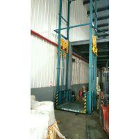 长春超威SJD1.1*2.2室内外施工液压导轨货梯