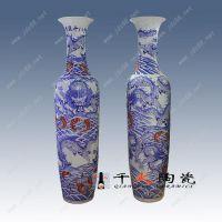 千火陶瓷 三米大花瓶景德镇厂家直销