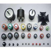 江苏机械专供 耐磨胶块 防震橡胶块 橡胶弹簧