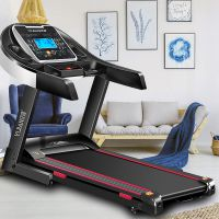 亿健跑步机618家用多功能健身器材静音可折叠运动减肥