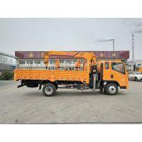 国五凯马随车吊 货箱4.62米底盘配5吨吊机可分期 在当地办理 手续简单