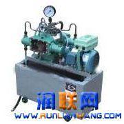双城手提式电动试压泵 微型电动试压泵