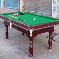 标准美式桌球台 台球桌尺寸 台球桌批发 桌球台厂家 桌球台配件批发