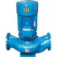 长申厂家直销ISG、ISGB、IRG、IHG、YG、IHGB型单级单吸立式管道离心泵