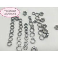 现货供应不锈钢轴承 S603ZZ 镇海生产