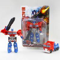 新品 蒙巴迪指挥官变形机器人模型 男孩玩具地摊实体货源一件代发