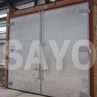 厂家生产优质工业保温门 工业保温密封门 工业优质钢质保温门批发