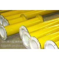 耐磨脱硫衬胶管道/衬塑衬胶管件价格