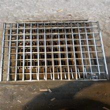 金聚进 复合材料抗压弧形格栅 多型号排污钢格板 厂家报价
