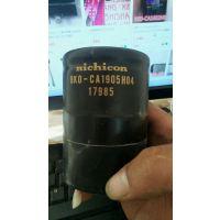 二手 2200MFD400VDC BKO-CA1905H04 三菱变频器E740-11K15K电容