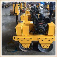 小型双轮压路机 手扶双轮压路机 性能稳定