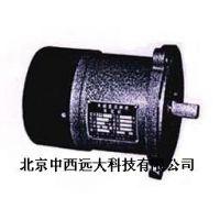 中西(CXZ特价)永磁式直流测速发电机 型号:ZYS-18AM库号:M391015