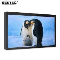 17.3寸 IPS 1920x1080 全高清工控触摸显示器 电容屏10点触摸 PF173-9CT