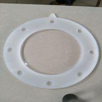 白色透明防水硅橡胶垫片 耐高温硅胶密封垫
