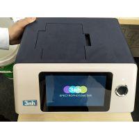 ***新研发3nh透射/反射式台式分光测色仪YS6010 精准测量液体、粉沫、糊状物颜色