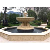 东莞喷泉雕塑 石雕喷泉定制 欧式组合喷水钵 厂家纯手工定制