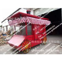 广场售卖亭售商场房地产开业必不可少的红红火火开业招财售货车