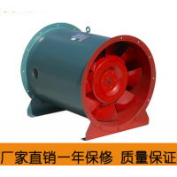 HTF(A)-3.5型系列消防高温排烟轴流风机