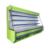 绿缔 配菜柜 蔬菜柜 风幕柜