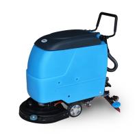 鼎洁盛世DJ520手推洗地机电瓶式全自动洗地机