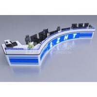 北京联众恒泰 操作台 AOC-D10 监控中心控制台定制设计 全系列监控台产品面向全国销售
