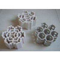 荣建环保供应轻瓷组合填料 多孔连环填料