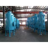 印染厂废水中水回用项目 降低浊度 前置石英砂过滤器