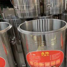 齐鲁双丰不锈钢电煮面炉 厂家直销