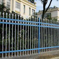 加工优质锌钢铁艺锌钢防护栏 厂区别墅围墙隔离网 花园喷塑护栏