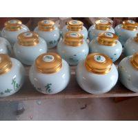 供应真空陶瓷茶叶罐 食品密封罐 鑫腾陶瓷