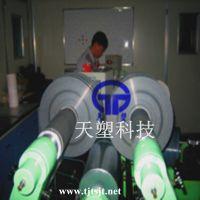 天塑科技专业生产优质 聚四氟乙烯防静电膜 PTFE抗静电膜 黑色特氟龙薄膜