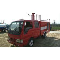 山东低价出售东风二手5吨水罐消防车全国包运输