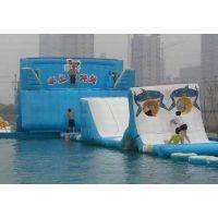 提供大型水上游乐设备 冲浪滑板 水上闯关 模拟滑雪价格优惠