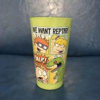永泰亨通 16OZ 烤花玻璃杯 印花玻璃杯 内贴玻璃杯 LOGO定制玻璃杯 礼品玻璃杯