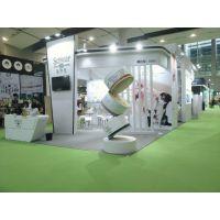 广州邦威展览自生产厂家 展览铝材标摊搭建厂家 优质八棱柱展板出租