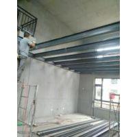 北京昌平区专业钢结构阁楼安装 制作楼梯