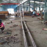 优质管链输送机厂家多用途 陶土管链式输送机黑龙江