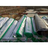 西牛皮CPS-CL反应粘结型高分子湿铺防水卷材价格