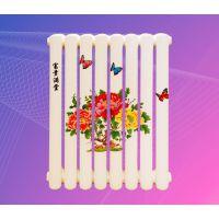 暖气片生产厂家 供应 订制 钢制柱形散热器 钢制圆管暖气片