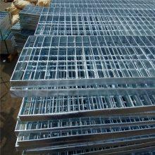 镀锌格栅盖板 钢格栅板 汽车修理厂网格板