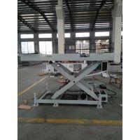 光电控制叉车位型升降平台 数控开料机上料 板式家具用的上料
