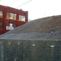 隆恩TECCO高强度钢丝网 热镀锌钢丝护坡网