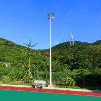 广州市8米篮球场led灯光 球场工程厂家 灯光围网配套工程