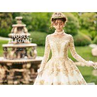 胖新娘的春天,拍婚纱照怎么显瘦