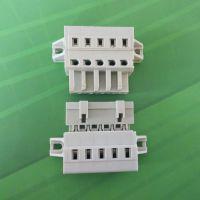MCS连接器5位端子座母端,大功率线条灯连接器 替代万可721-105