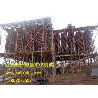 江西石城专业生产5LL型螺旋溜槽 螺旋溜槽截料器 平板螺旋溜槽