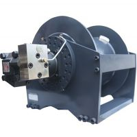 单绳拉力6.0吨(GHW325-60-16-102)液压卷扬机桩机专用自产自销