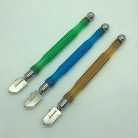 玻璃刀 新款多功能金属自动注油玻璃刀 滚轮式金刚石玻璃刀工具